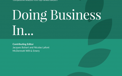 Popovski&Partners contributed to Chambers Global Practice Guide: Doing Business In…2020
